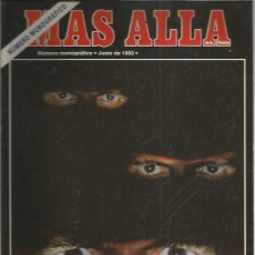 Collectionnisme de Magazine Más Allá: MAS ALLA QUIEN MUEVE LOS HILOS. Lote 252212845