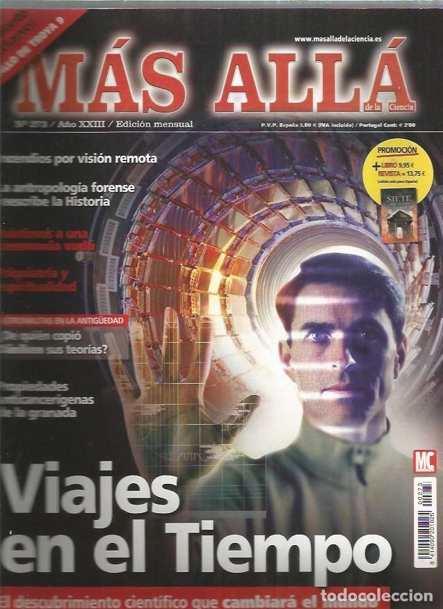 MAS ALLA 273 (Coleccionismo - Revistas y Periódicos Modernos (a partir de 1.940) - Revista Más Allá)