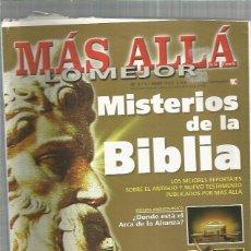 Coleccionismo de Revista Más Allá: MAS ALLA LO MEJOR 2. Lote 294927713