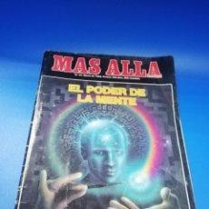 Coleccionismo de Revista Más Allá: REVISTA MAS ALLA. Nº 37. MARZO 1992. EL PODER DE LA MENTE.. Lote 260645575