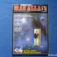 Coleccionismo de Revista Más Allá: MÁS ALLÁ N.º 1 - 1989. Lote 262863520