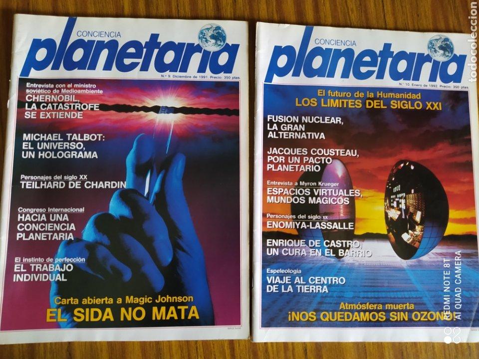 Coleccionismo de Revista Más Allá: Conciencia Planetaria, completa 25 núms. 8 + 17. - Foto 10 - 263026165