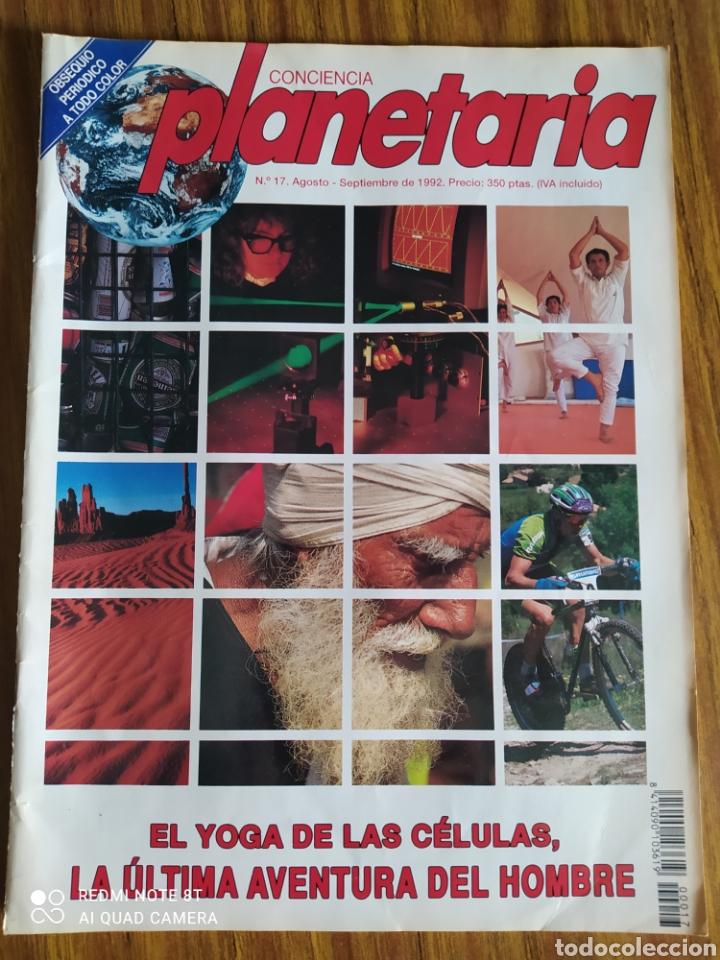 Coleccionismo de Revista Más Allá: Conciencia Planetaria, completa 25 núms. 8 + 17. - Foto 14 - 263026165