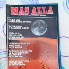 Collectionnisme de Magazine Más Allá: MÁS ALLÁ. REVISTA N°43. SEPTIEMBRE 1992.. Lote 263957505