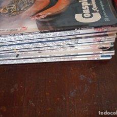 Collectionnisme de Magazine Más Allá: LOTE DE REVISTAS MAS ALLA, ESTADO BUENO, USADAS, DIFERENTES AÑOS.. Lote 267908069