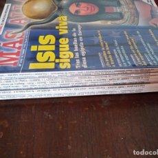 Collectionnisme de Magazine Más Allá: LOTE REVISTAS DE MAS ALLA, DIFERENTES AÑOS , BUEN ESTADO. USADAS,. Lote 267908884