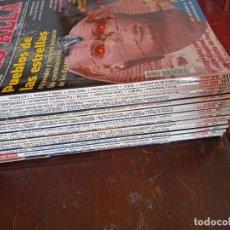 Collectionnisme de Magazine Más Allá: LOTE DE REVISTAS MAS ALLA, ESTADO BUENO, USADAS, DIFERENTES AÑOS.. Lote 267910354