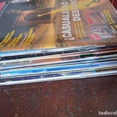 Collectionnisme de Magazine Más Allá: LOTE DE REVISTAS MAS ALLA, ESTADO BUENO, USADAS, DIFERENTES AÑOS.. Lote 267911014