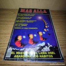 Coleccionismo de Revista Más Allá: MAS ALLÁ: EL LICEO, EL LAMA,. Lote 268024204