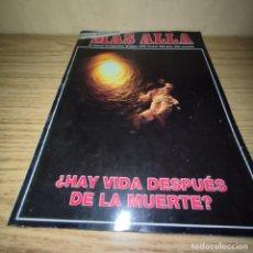 Coleccionismo de Revista Más Allá: MÁS ALLÁ: ¿HAY VIDA DESPUÉS SE LA MUERTE?. Lote 268026104