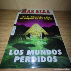 Coleccionismo de Revista Más Allá: MÁS ALLÁ: LOS MUNDOS PERDIDOS. Lote 268120834