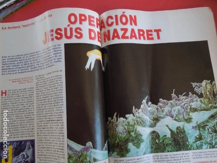 Coleccionismo de Revista Más Allá: MAS ALLA , MONOGRAFICO Nº 7 EXTRA - JESUS DE NAZARET -Diversos autores - Foto 3 - 271843308
