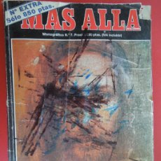 Coleccionismo de Revista Más Allá: MAS ALLA , MONOGRAFICO Nº 7 EXTRA - JESUS DE NAZARET -DIVERSOS AUTORES. Lote 271843308