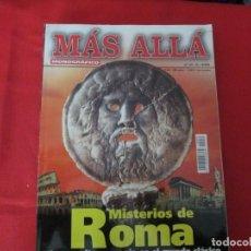 Coleccionismo de Revista Más Allá: MISTERIOS DE ROMA. Lote 277039933