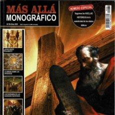 Coleccionismo de Revista Más Allá: MÁS ALLÁ DE LA CIENCIA MONOGRÁFICO NO. 89. MISTERIOS DE LA BIBLIA. Lote 287163113