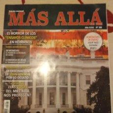 Coleccionismo de Revista Más Allá: LA MALDICIÓN DE LA CASA BLANCA. Lote 287608543