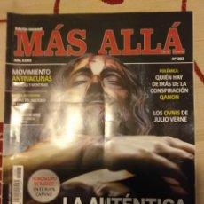Coleccionismo de Revista Más Allá: LA AUTÉNTICA SÁBANA SANTA. Lote 287608653