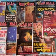 Coleccionismo de Revista Más Allá: REVISTAS MÁS ALLÁ. Lote 288983843