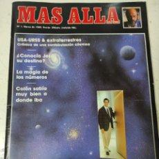 Coleccionismo de Revista Más Allá: NUMERO 1 MARZO DEL 1989 MAS ALLA. Lote 294433963