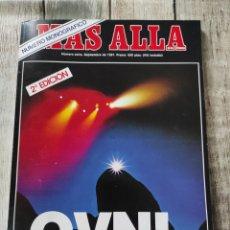 Coleccionismo de Revista Más Allá: REVISTA MAS ALLA OVNIS1991. Lote 295412533