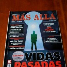 Coleccionismo de Revista Más Allá: REVISTA MÁS ALLÁ NÚMERO. Lote 296627158