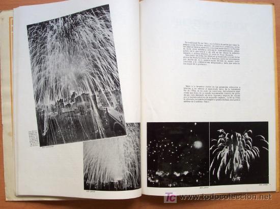 Coleccionismo de Revista Muy Interesante: FESTA D´ELIG - ELCHE (ALICANTE) - AGOSTO 1949 - 62 PÁGINAS + PORTADAS - Foto 4 - 27124419