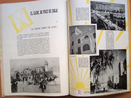 Coleccionismo de Revista Muy Interesante: FESTA D´ELIG - ELCHE (ALICANTE) - AGOSTO 1949 - 62 PÁGINAS + PORTADAS - Foto 5 - 27124419