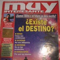 Coleccionismo de Revista Muy Interesante: MUY INTERESANTE Nº 292. Lote 8402290