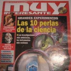 Coleccionismo de Revista Muy Interesante: MUY INTERESANTE Nº 296. Lote 8402296