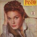 Coleccionismo de Revista Muy Interesante: REVISTA PASEONº54 AÑO 57. Lote 23234802
