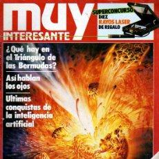 Coleccionismo de Revista Muy Interesante: REVISTA MUY INTERESANTE Nº67 DICIEMBRE 1986. Lote 9246373