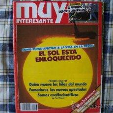 Coleccionismo de Revista Muy Interesante: MUY INTERESANTE Nº 103 DICIEMBRE 1989. Lote 9689988