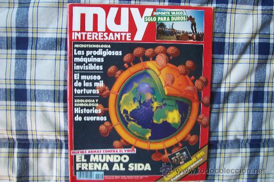 MUY INTERESANTE Nº 116 ENERO 1991 (Coleccionismo - Revistas y Periódicos Modernos (a partir de 1.940) - Revista Muy Interesante)