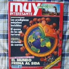 Coleccionismo de Revista Muy Interesante: MUY INTERESANTE Nº 116 ENERO 1991. Lote 9690033