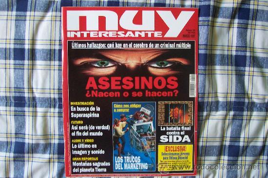 MUY INTERESANTE Nº 190 MARZO 1997 (Coleccionismo - Revistas y Periódicos Modernos (a partir de 1.940) - Revista Muy Interesante)