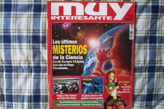 MUY INTERESANTE Nº 197 OCTUBRE 1997 (Coleccionismo - Revistas y Periódicos Modernos (a partir de 1.940) - Revista Muy Interesante)