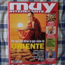 Coleccionismo de Revista Muy Interesante: MUY INTERESANTE Nº 215 ABRIL 1999. Lote 9690479