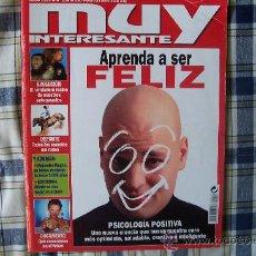 Coleccionismo de Revista Muy Interesante: MUY INTERESANTE Nº 218 JULIO 1999. Lote 24518256