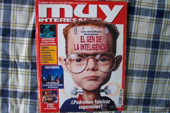 MUY INTERESANTE Nº 223 DICIEMBRE 1999 (Coleccionismo - Revistas y Periódicos Modernos (a partir de 1.940) - Revista Muy Interesante)