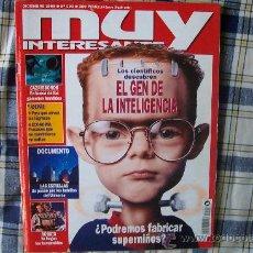 Coleccionismo de Revista Muy Interesante: MUY INTERESANTE Nº 223 DICIEMBRE 1999. Lote 9690614