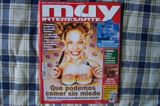 MUY INTERESANTE Nº 224 ENERO 2000 (Coleccionismo - Revistas y Periódicos Modernos (a partir de 1.940) - Revista Muy Interesante)