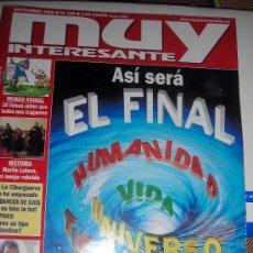 Coleccionismo de Revista Muy Interesante: MUY INTERESANTE Nº 328. Lote 10911150