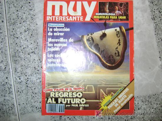 REVISTA MUY INTERESANTE N 106 MARZO 1990 (Coleccionismo - Revistas y Periódicos Modernos (a partir de 1.940) - Revista Muy Interesante)