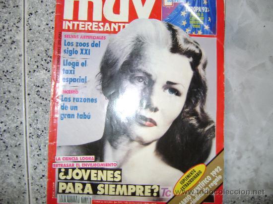 REVISTA MUY INTERESANTE N 140 ENERO 1993 (Coleccionismo - Revistas y Periódicos Modernos (a partir de 1.940) - Revista Muy Interesante)