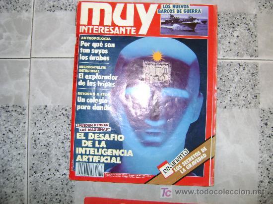 REVISTA MUY INTERESANTE N 114 1990 (Coleccionismo - Revistas y Periódicos Modernos (a partir de 1.940) - Revista Muy Interesante)