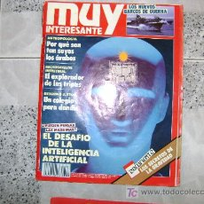 Coleccionismo de Revista Muy Interesante: REVISTA MUY INTERESANTE N 114 1990. Lote 12345380