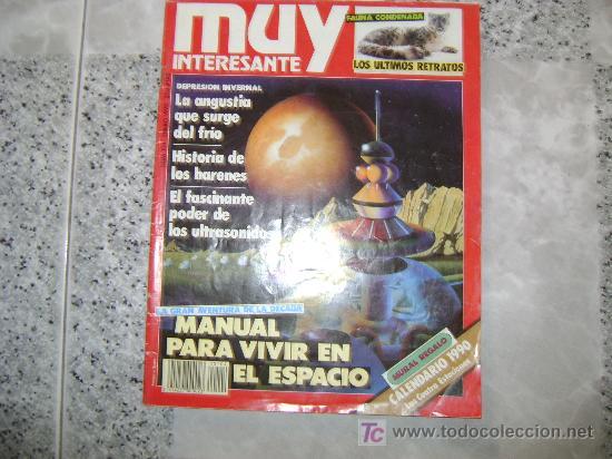 REVISTA MUY INTERESANTE N 104 1990 (Coleccionismo - Revistas y Periódicos Modernos (a partir de 1.940) - Revista Muy Interesante)