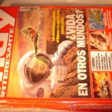 Coleccionismo de Revista Muy Interesante: REVISTA - MUY INTERESANTE, ¿VIDA EN OTROS MUNDOS?, Nº 216 MAYO DE 1999.. Lote 107041364