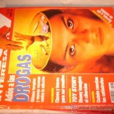 Coleccionismo de Revista Muy Interesante: REVISTA - MUY INTERESANTE, ADIÓS A LAS DROGAS, Nº 178 MARZO DE 1996.. Lote 12612953