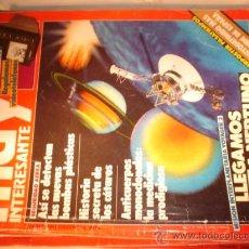 Coleccionismo de Revista Muy Interesante: REVISTA - MUY INTERESANTE LLEGAMOS A NEPTUNO, Nº 99 AGOSTO DE 1989.. Lote 12612963
